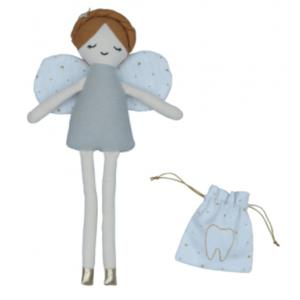 Fabelab - 3901517002 - Doll - Tooth Fairy w. pouch (451706)