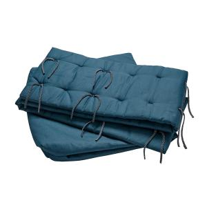 Leander - 700818-65 - Set de conversion Sofa Linea/Luna 120, Bleu Nuit (452288)