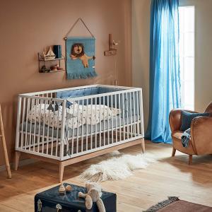 Leander - 700812 - Matelas bébé Luna 140, COMFORT+7 (452356)