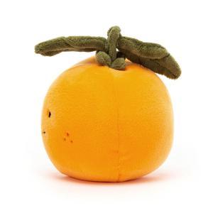 Jellycat - FABF6O - Fabulous Fruit Orange - 9  cm (452436)