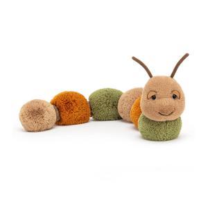 Jellycat - FIG2CAT - Figgy Caterpillar - 14  cm (452464)
