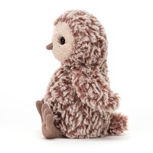 Jellycat - TOR6O - Torvill Owl Chick - 18  cm (452468)