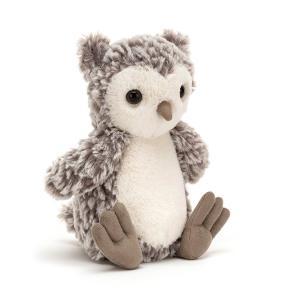 Jellycat - BAR6O - Barney Owl Chick - 18  cm (452470)