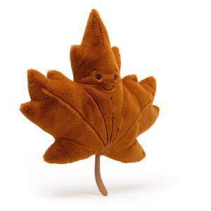 Jellycat - LEAF2S - Woodland Maple Leaf - 43  cm (452474)