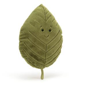 Jellycat - LEAF2B - Woodland Beech Leaf - 41  cm (452476)