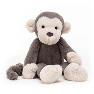 Jellycat - BRO3M - Brodie Monkey Medium - 34  cm (452534)