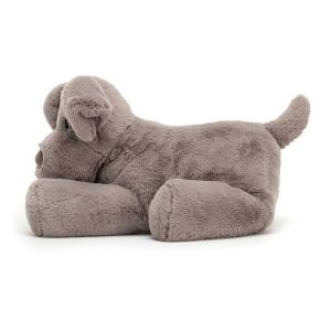 Jellycat - HUG2DL - Peluche chien Huggady - Larg - l = 19 cm x H =32 cm (452548)