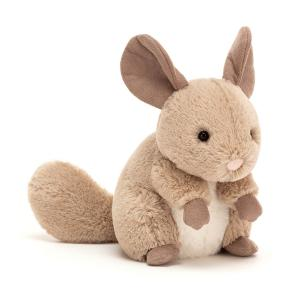 Jellycat - CHEEK6S - Cheeky Chinchilla Sandy - 15  cm (452550)