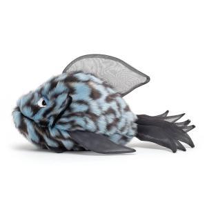Jellycat - GRUM2B - Grumpy Fish Blue - 14  cm (452560)