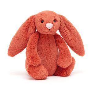 Jellycat - BASS6CIN - Bashful Cinnamon Bunny Small - 18  cm (452658)