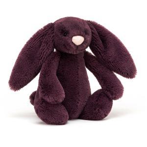 Jellycat - BASS6PLUM - Bashful Plum Bunny Small - 18  cm (452660)