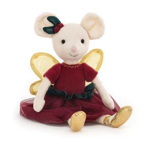 Jellycat - SP6FM - Sugar Plum Fairy Mouse - 25 cm (452742)