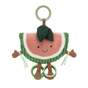 Jellycat - AAT2W - Amuseable Watermelon Activity Toy - 12 cm (452814)