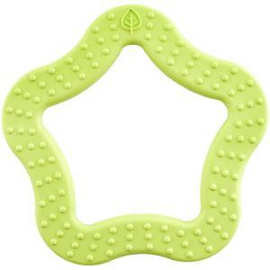 Bioserie Toys - S1BT01 - Anneau de dentition 100% naturel Etoile verte (452888)