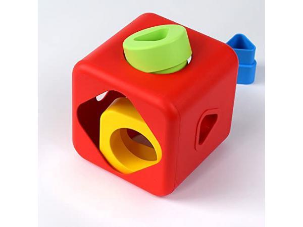 Cube à trier 100% naturel - bio
