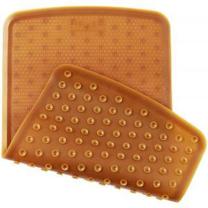 Hevea - 7111241 - Tapis de bain en caoutchouc - naturel (452940)