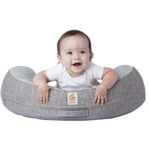 Ergobaby - NCAGRY - Housse coussin d'allaitement Gris (453274)