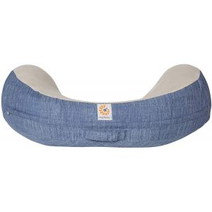 Ergobaby - NCAVINTAGE - Housse coussin d'allaitement Bleu vintage (453278)