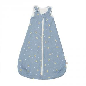 Ergobaby - SLBSMSTELL25 - Gigoteuse hiver Bleu Stellaire (453416)