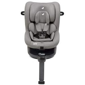 Joie - J-ISPIN360GF - Sièges auto i-size i-Spin360- (Group 0+/1) Grey Flannel (453476)