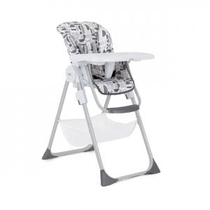 Joie - J-SNA2IN1LGN - Chaise Haute Snacker 2 en 2 Logan (453546)