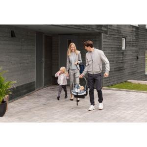 BeSafe - 11008691-CIntBlackP-Std - Siège auto BeSafe iZi Modular X1 i-Size  Noir Premium (453590)