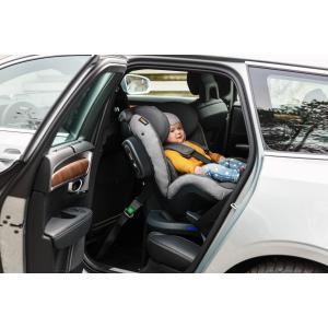 BeSafe - 11005683-CIntBlackP-Std - Siège auto enfant BeSafe iZi Plus X1 Noir premium (453598)