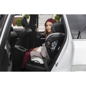 BeSafe - 10010200-MetallicM-Std - Siège auto enfant BeSafe iZi Flex FIX i-Size  Gris mélange (453602)