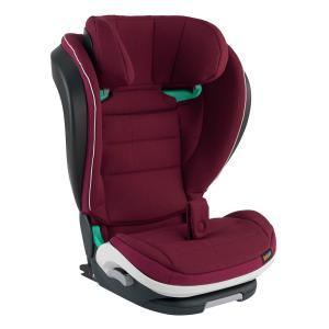 BeSafe - 10010200-BurgundyM-Std - Siège auto enfant BeSafe iZi Flex FIX i-Size  Rouge (453606)