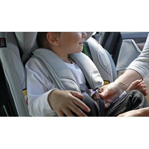 BeSafe - 10020916 - Fixe Harnais pour tous sièges auto Besafe avec Harnais équipés de fourreaux (453636)