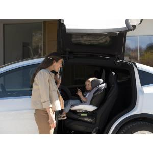 BeSafe - 11007222-CloudM-Std - Siège auto BeSafe iZi Turn i-Size  Bleu (453690)