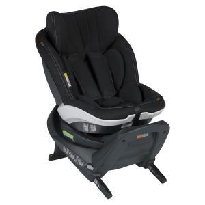 BeSafe - 11008117-CIntBlackP-Std - Siège auto BeSafe iZi Twist i-Size  Noir Premium (453702)