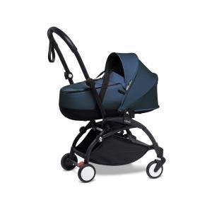 Babyzen - BU832 - Poussette YOYO2 nacelle bleu marine cadre noir (453990)