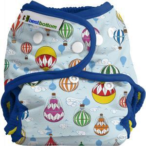 Best Bottom Diaper - 0849932011858 - Culotte d'apprentissage - snap float - taille uni (454126)