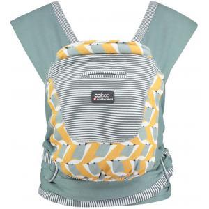 Close - 5060461254188 - Porte bébé caboo carrier + cotton printed - ava - 2,3/14,5kg (454200)
