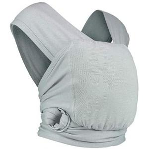 Close - 5060461254089 - Porte bébé caboo lite carrier - gris - 2,3/14,5kg (454210)