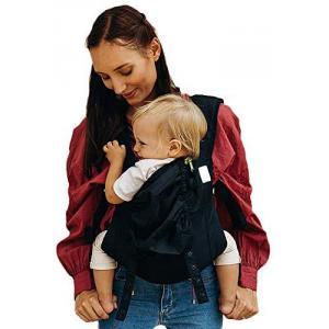 Close - BC3-018-BLAC - Porte bébé ultrta lightweight baby carrier - black - 3-48 mois/7-20 kg (454212)
