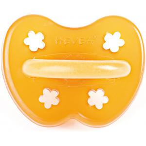 Hevea - 40818 - 3-36 month orthodontic flower pacifer - 3-36m (454336)