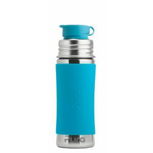 Pura - K11BMASB-E - Bouteille en acier inoxydable bleu 3y + 325 ml (454490)
