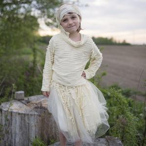 Great Pretenders - 65507 - Costume de momie avec jupe, taille EU 116-128 - Ages 6-8 years (454692)