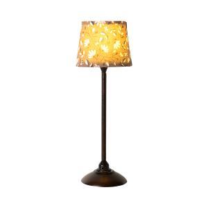 Maileg - 11-0116-01 - Lampe de sol miniature - anthracite - Hauteur : 22 cm (455114)