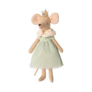 Maileg - 16-0742-00 - Reine souris - Hauteur : 15 cm (455352)