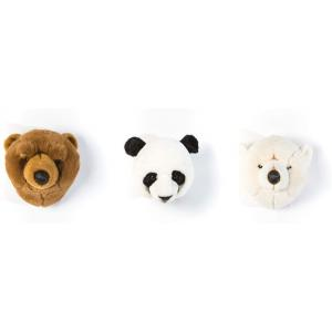 Wild and Soft - WS5103 - Coffret ours petites têtes (455462)