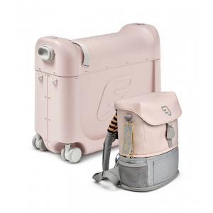 Stokke - 570603 - Ensemble valise BedBox et sac à dos Crew Jetkids Pink Lemonade (455604)
