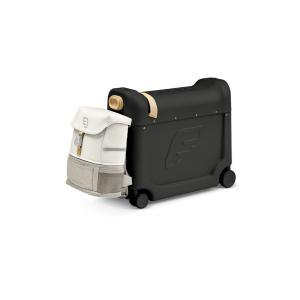 Stokke - 570604 - Ensemble valise BedBox et sac à dos Crew Jetkids Blanc (455606)