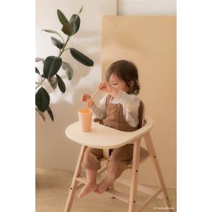 Nobodinoz - GGTRAYTABLEHC - Growing green - Babyset chaise haute (455662)