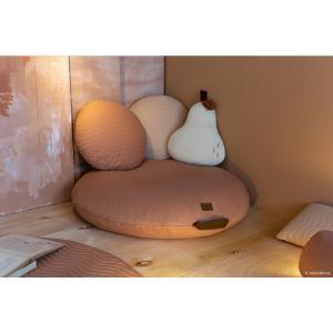 Nobodinoz - D16SAHARA/010 - Pouf Sahara Sienna brown (455706)