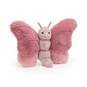 Jellycat - BEAT2B - Beatrice Butterfly - L = 12 cm x l = 32 cm x H =20 cm (455760)