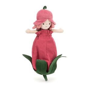 Jellycat - PETD6R - Petalkin Doll Rose - l = 11 cm x H =28 cm (455764)