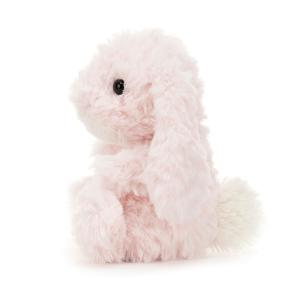 Jellycat - YUM6PP - Yummy Bunny Pastel Pink - l = 9 cm x H =13 cm (455774)